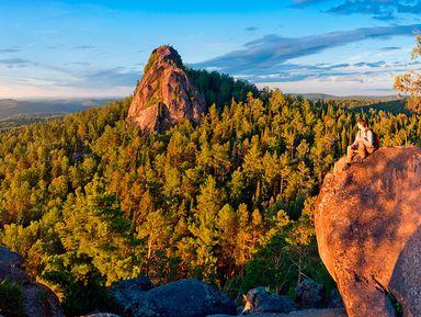 Заповедник «Столбы» — красивейшая природа окрестностей Красноярска