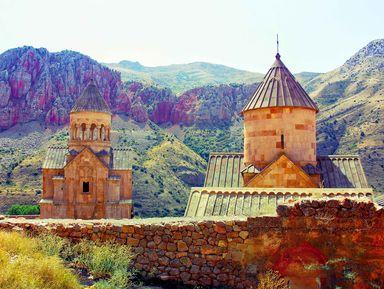 Хор Вирап, Нораванк и Арени — лучшее на юге Армении