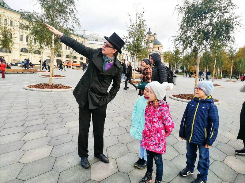 Экскурсия Экскурсия-квест «Тайны Московского Кремля иАлександровского сада»