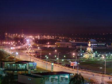 Обзорная прогулка по центральному Белгороду