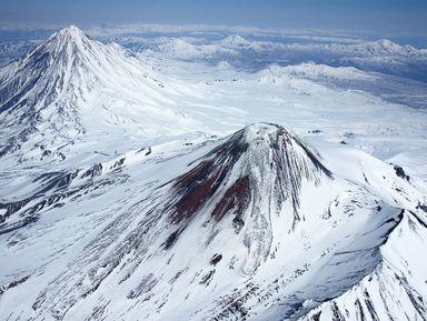 К вулканам Камчатки на снегоходе!