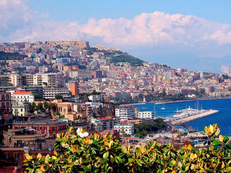 Неаполь за 1 день