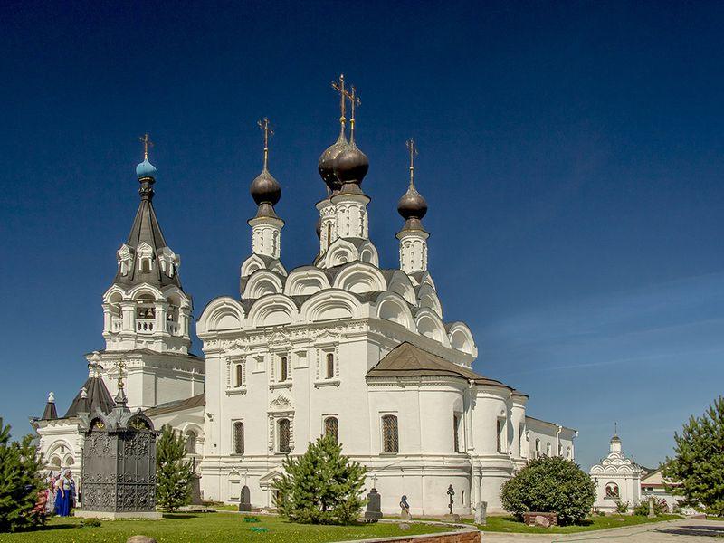 ИзНижнего Новгорода— вславный Муром исело Карачарово!