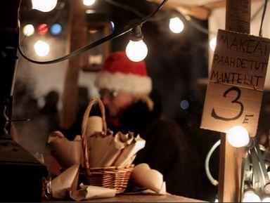 Рождественское настроение, или как финны отмечают зимние праздники