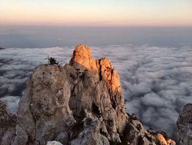 Ай-Петри — восхождение на 1234 метра!