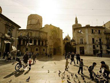 Экскурсия в Валенсии: Центр Валенсии и испанский язык за 3 часа