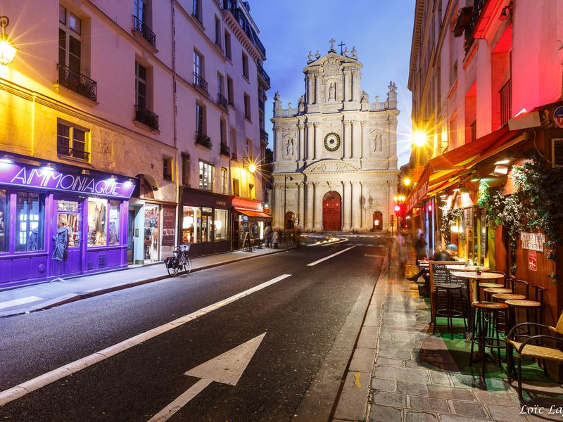 сей квартал маре в париже фото самом деле, даже