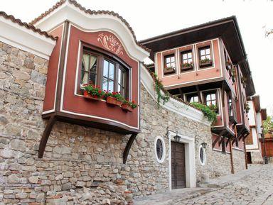 Обзорные и тематические экскурсии в городе Пловдив