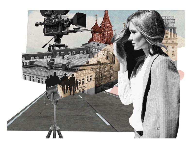 Экскурсия Моя Москва: спектакль-экскурсия поцентру города