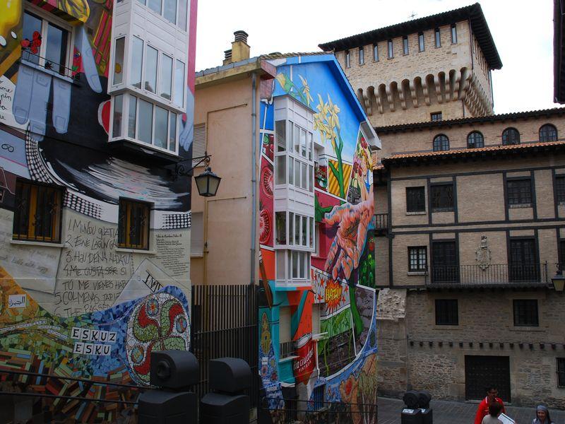 Витория-Гастейс — город для жизни! Обзорная экскурсия