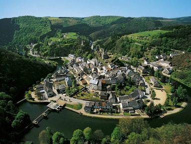 Влюбиться в Люксембург за три часа!