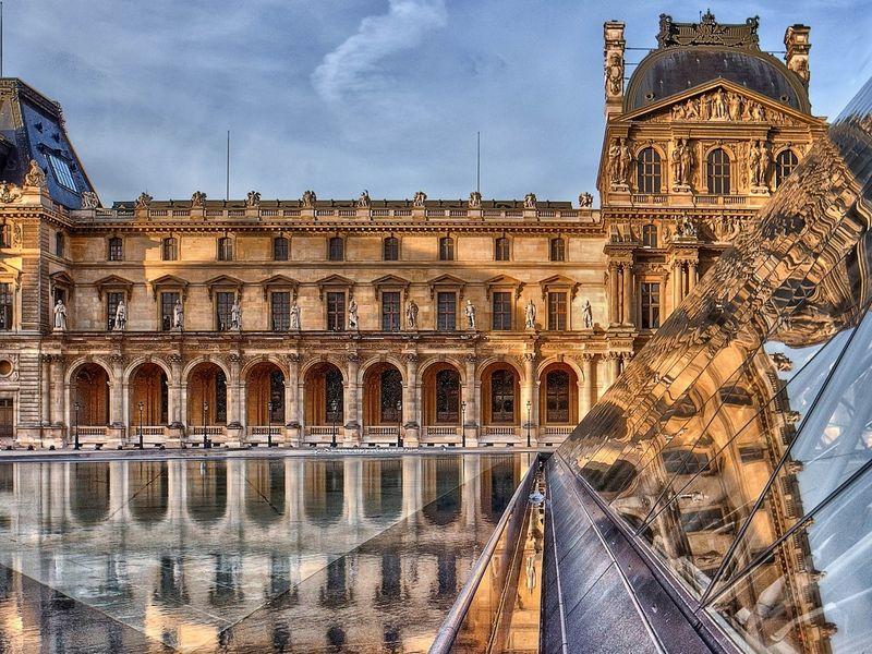 Экскурсия Лувр: полное погружение