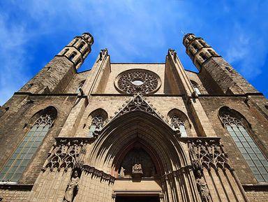 Многоликая Барселона: Готика, Раваль и Борн