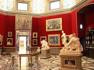 Величие и великолепие галереи Уффици