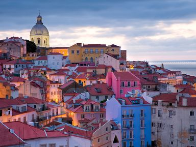Онлайн-экскурсия «Тайны старинного Лиссабона»