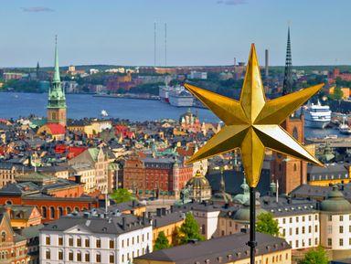 10 островов Стокгольма