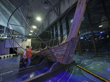 Экскурсия в Таллине: Морской музей: пушки и лодки обретают свое лицо