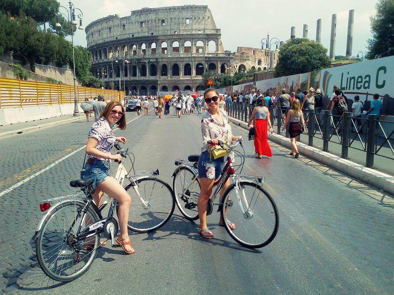 Экскурсия Римский велотур
