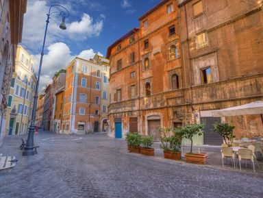 Еврейское гетто иТрастевере: иудейское наследие Рима