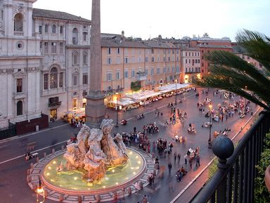 Рим в эпоху барокко: Бернини и Борромини