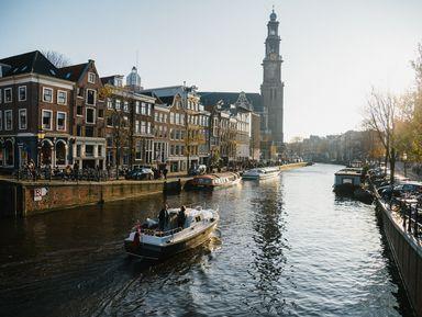 Амстердам глазами амстердамцев