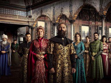 Великолепный век Стамбула