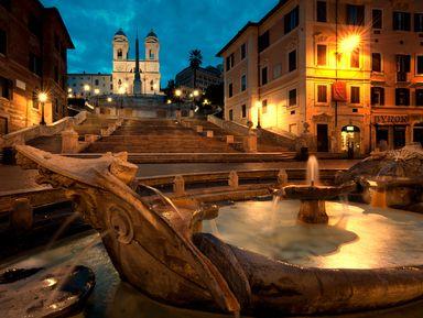 Сказки ночного Рима