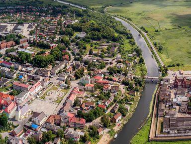 Старинные замки близ Калининграда