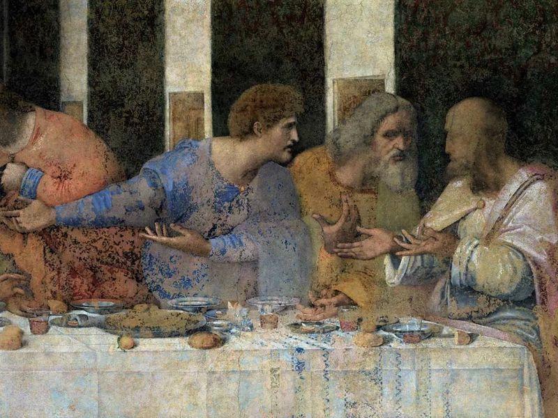 Онлайн-экскурсия «Разгадать Да Винчи и Тайную вечерю»