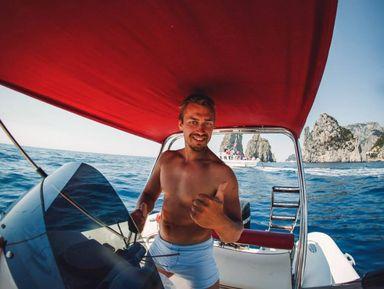 Морское путешествие на Капри