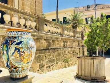 Шакка— еще одно сокровище Сицилии
