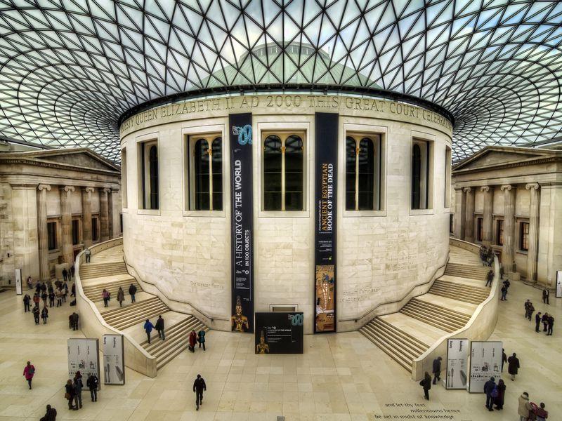 Онлайн-экскурсия «Секреты Британского музея»