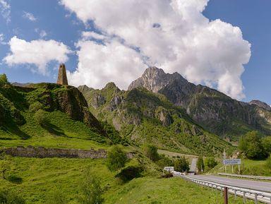 Военно-Грузинская дорога: путь, воплощающий Кавказ