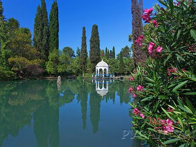 Главные достопримечательности Абхазии