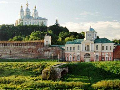 Обзорные и тематические экскурсии в городе Смоленск