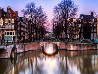 Каналы Амстердама— ощутить дух Северной Венеции