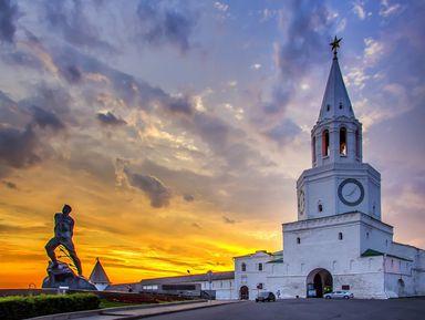 Казанский Кремль— прогулка всердце города