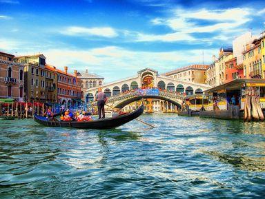 Авторская экскурсия «Контрасты Венеции»