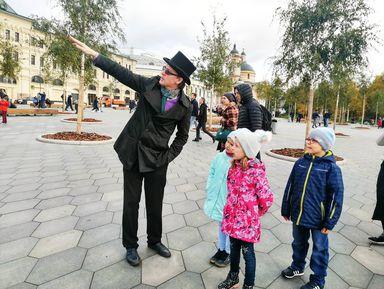 Экскурсия-квест «Тайны Московского Кремля иАлександровского сада»