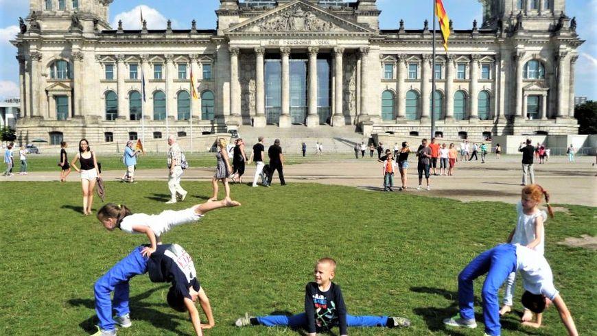 Берлин для детей