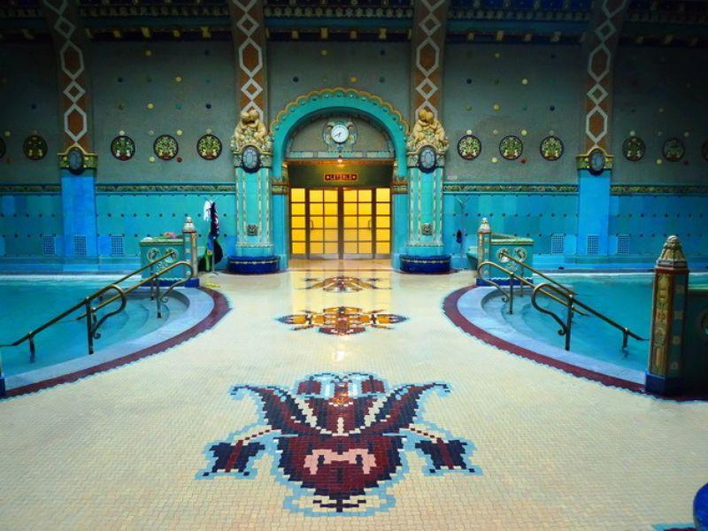 Экскурсия Секреты термальных вод Будапешта