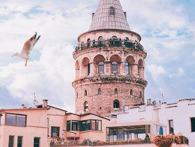 Красочный Стамбул без суеты и спешки