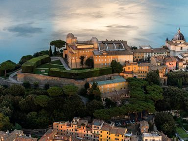Завораживающие окрестности Рима