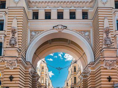 Литейный округ — новый центр Петербурга