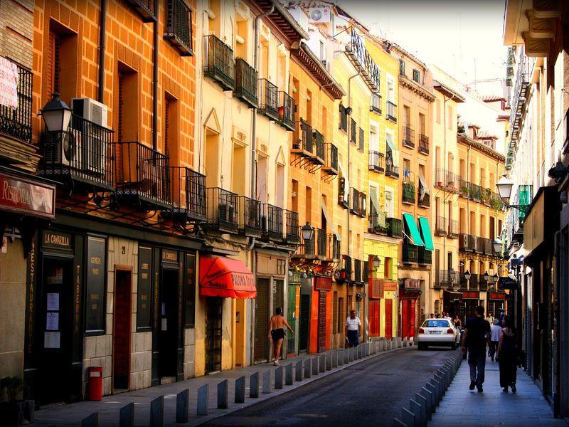 Экскурсия Мадридские извилины— переулками историй