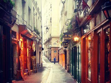 Большой «батман» по Парижу