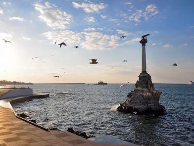 Севастополь — первое знакомство