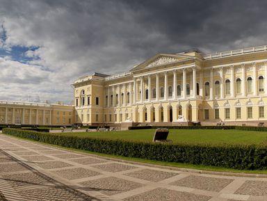 """Экскурсия """"Дворцовый Петербург"""": фото"""