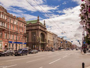 """Экскурсия """"Петербург парадный и камерный"""": фото"""