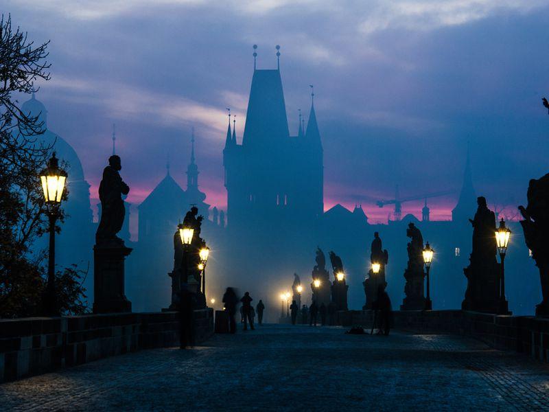 Экскурсия Масонская история Праги